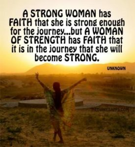 Inspiring Women of Strength Quotes