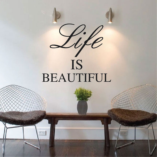 Most Popular Life is Beautiful Quotes and Wallpapers
