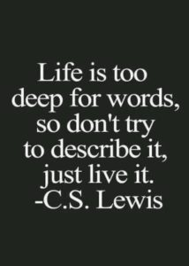Philosophical Life Quotes