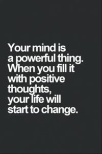 Positive Mind Strength Quotes