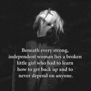 Top Quotes about Women's Strength