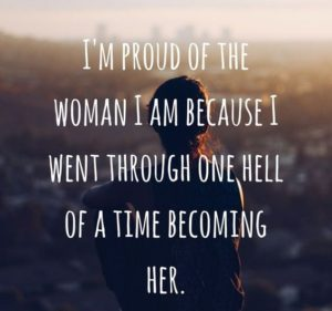 Women Strength Quote