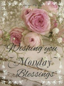 Blessed Monday Quotes