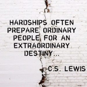 Encouraging Sayings for Hard Times