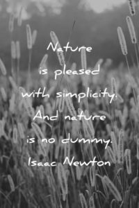 Life Nature Quotes