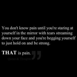 Sad Painful Quotes about Life