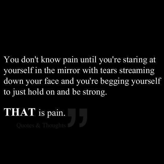 Sad Quotes About Depression: 50 Top Pain Quotes About Life *[Images]