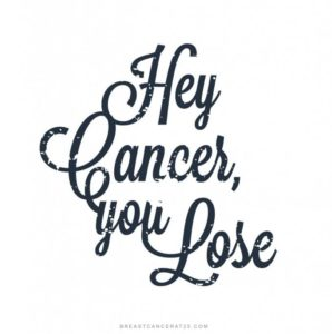She Beat Cancer Quotes