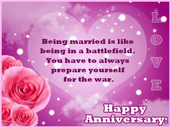Most Funny Anniversary Quotes | Hilarious Happy Wedding ...