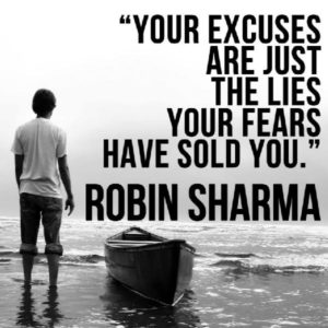 Quotes About Excuses Images