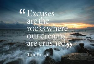 Quotes Excuses