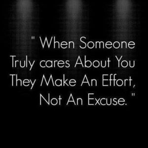 Quotes about Excuses in Life