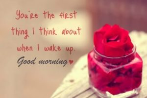 Good Morning My Love Wishes