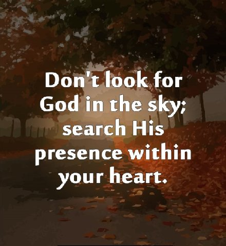 spiritual quotes about god s love faith