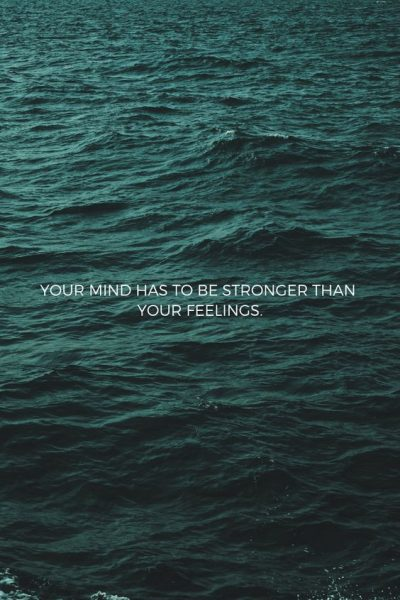 A Strong Mind Quotes