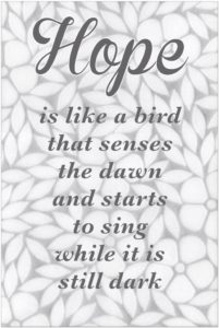 Hope Inspirational Quotes