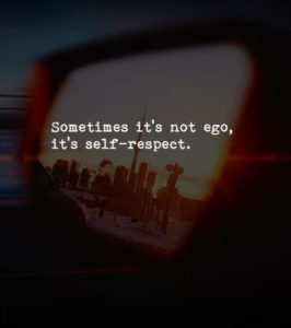 Positive Ego Quotes