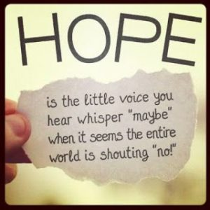 inspirational quotes hope