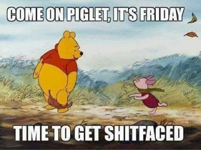 Cute Memes for Friday Pooh