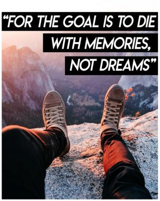 Famous Life Goal quotes