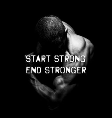 Famous Strong Fitness Quotes