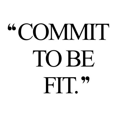 Most Famous Fitness Quotes