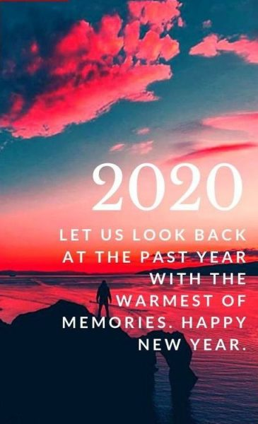 2020 New Year Wishes Msg