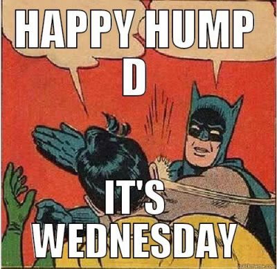 Batman Hump Day Meme