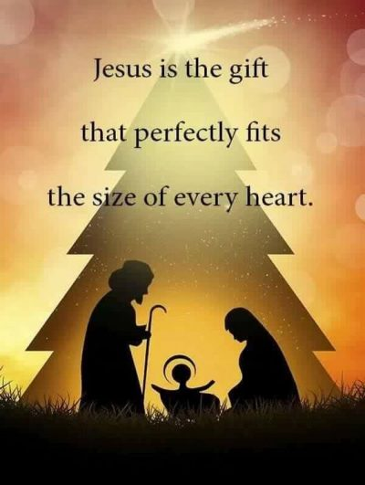 Best Quotes On Religious Christmas