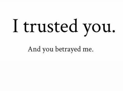 Betrayal Friends Quotes