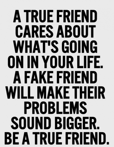 Fake Friends Sayings And Pictures