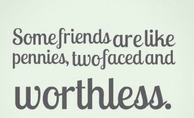 Funny Quotes on Fake Friends