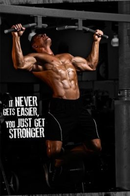 Gym Motivation Quotes