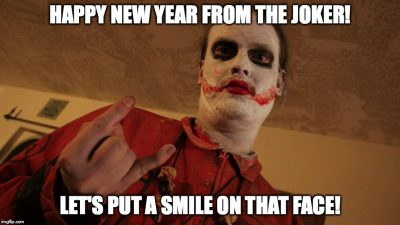Happy New Year Joke Memes
