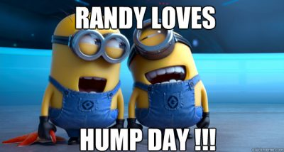 Minion Hump Day Meme
