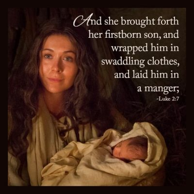 Mother Mary Christmas Quotes