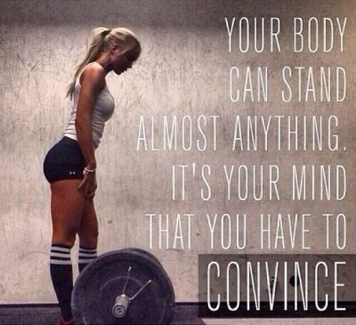 Motivation Gym Quotes for Girls