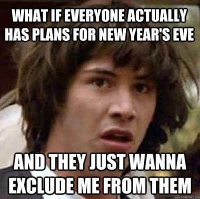 New Year Eve Meme