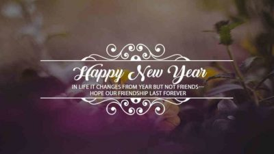 New Year Friendship Quotes