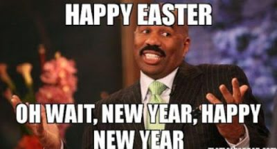 New Year Memes Funny