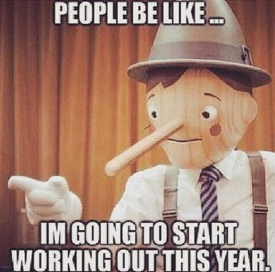 New Year's Resolution Meme Pictures