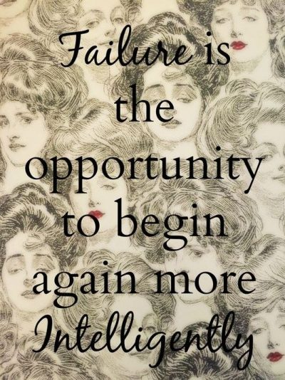 Quotes About Failure & Not Giving Up