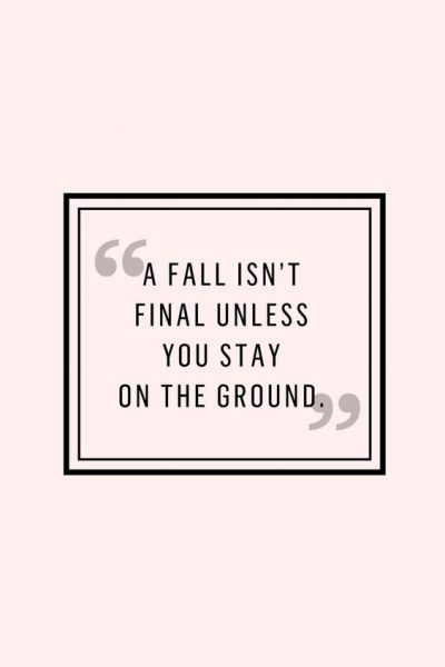 Quotes About Overcoming Failure