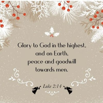 Religious Christmas Card Quotes