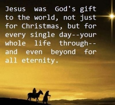 Religious Christmas Picture Quotes