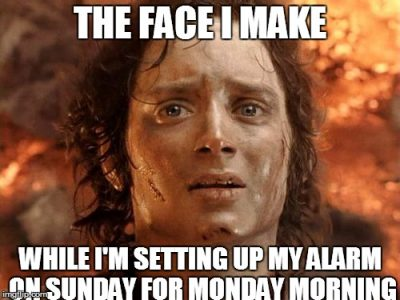 Sunday About to Go Memes