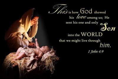 Top Religious Quotes For Christmas