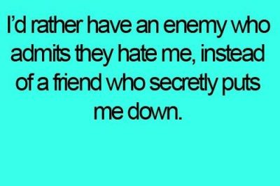 Popular Images and Quotes About Fake Friends