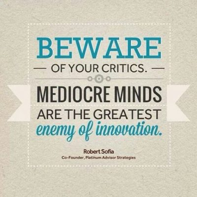 Awesome Innovation Quotes