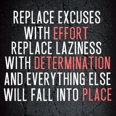 Being Determined Quotes